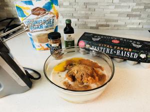 Pie Filling Ingredients
